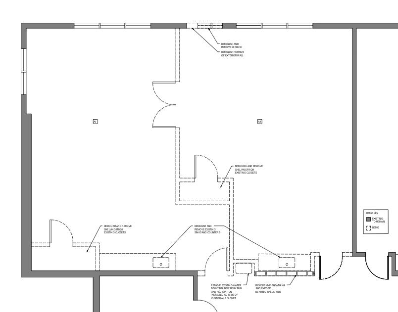 LGA Original Floor Plan