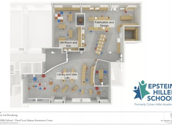 EHS Innovation Center Floor Plan