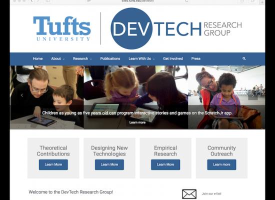DevTech Site