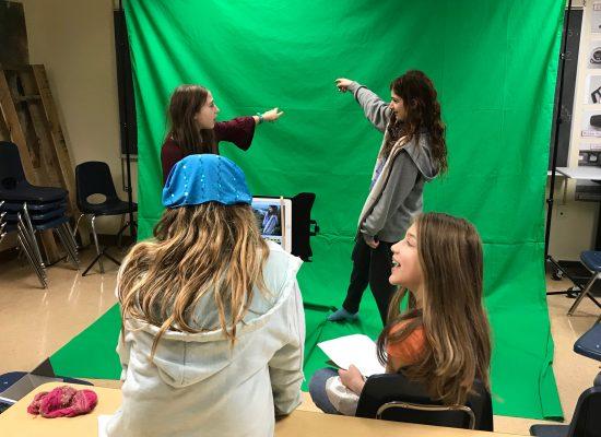 LGA students video project